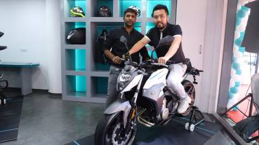 Chinese company CFMoto plans to storm Indian market; to go head-to-head with Bajaj and Honda