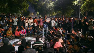 In-Depth   Unbowed, Unbent, Unbroken: An anatomy of JNU students' protest against fee hike