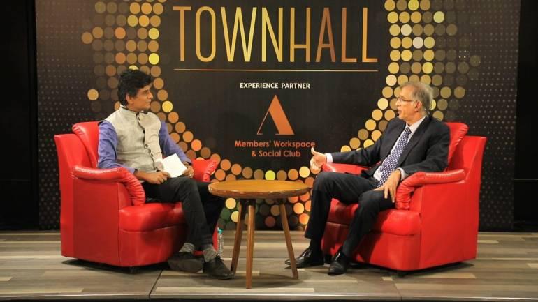 [Full Episode] Townhall with Mr. Niranjan Hiranandani, MD& Co-founder, Hiranandani Group