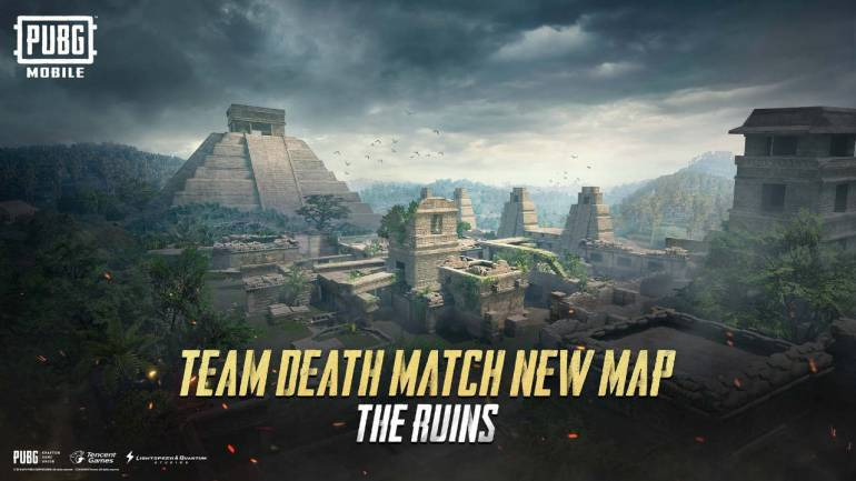 Pubg Mobile Season 10 To Introduce New Map Called The Ruins