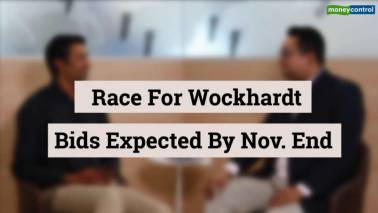 Race for Wockhardt business divisions