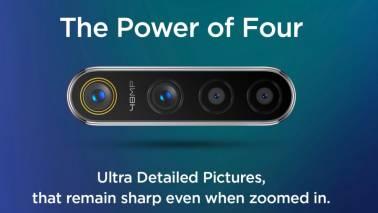 Realme 5s with 48-megapixel quad camera launches alongside Realme X2 Pro