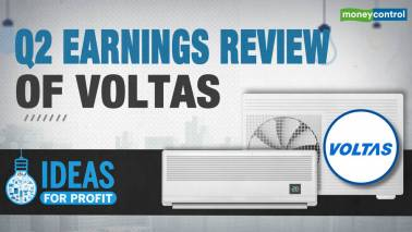 Ideas for Profit | Voltas Q2: Cooling product helps, stock valuation caps upside