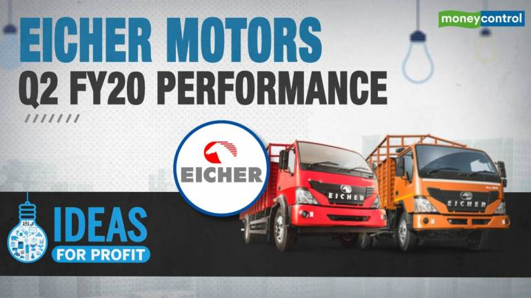 Eicher Motors Q2 FY20: Weak numbers, wait for a correction to accumulate