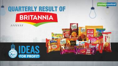Ideas for Profit   Britannia: Demand growth recovery may take up to 3 qtrs; time to book gains