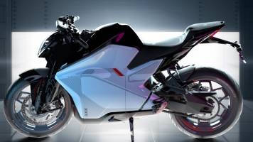 Ultraviolette unveils electric motorcycle F77; a look at price, specs