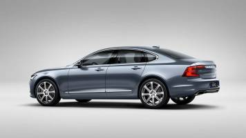 All you need to know about Volvo S90 Hybrid