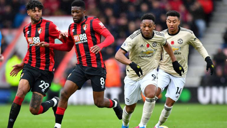 On the Ball podcast | EPL Gameweek 11 Highlights: Man United sink at Bournemouth; City, Liverpool stage comebacks