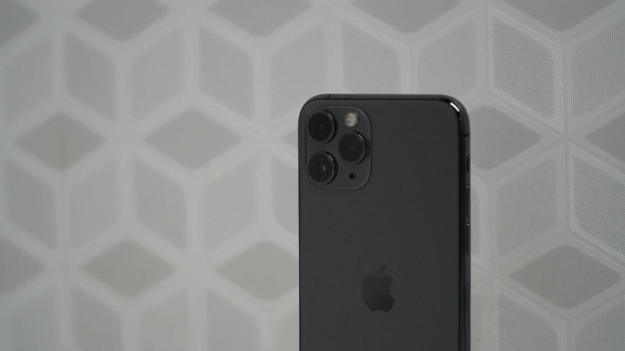 iPhone 11 Pro rear camera module