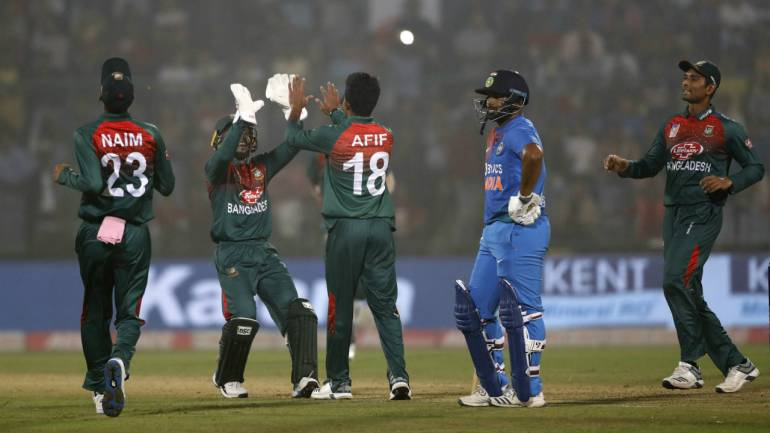 India Vs Bangladesh 2nd T20i Cyclone Threat Looms As Men In