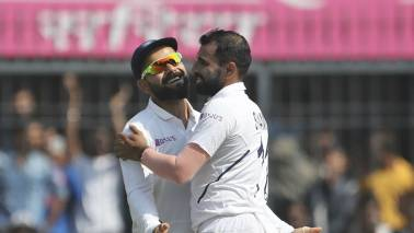 India vs Bangladesh, 1st Test Day 1: Pacers shine at Indore as BAN bowled out for 150; IND reach 86/1