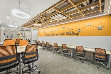 Catching them young: Now a Thai co-working space for both start-ups and students