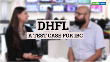 DHFL: A test case for IBC