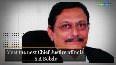 SA Bobde, the man who succeeds Gogoi as CJI