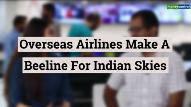 Foreign airlines making a beeline for India