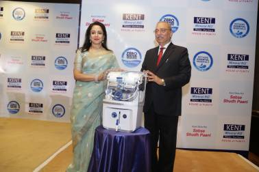 Kent RO launches 'zero water-wastage' purifier
