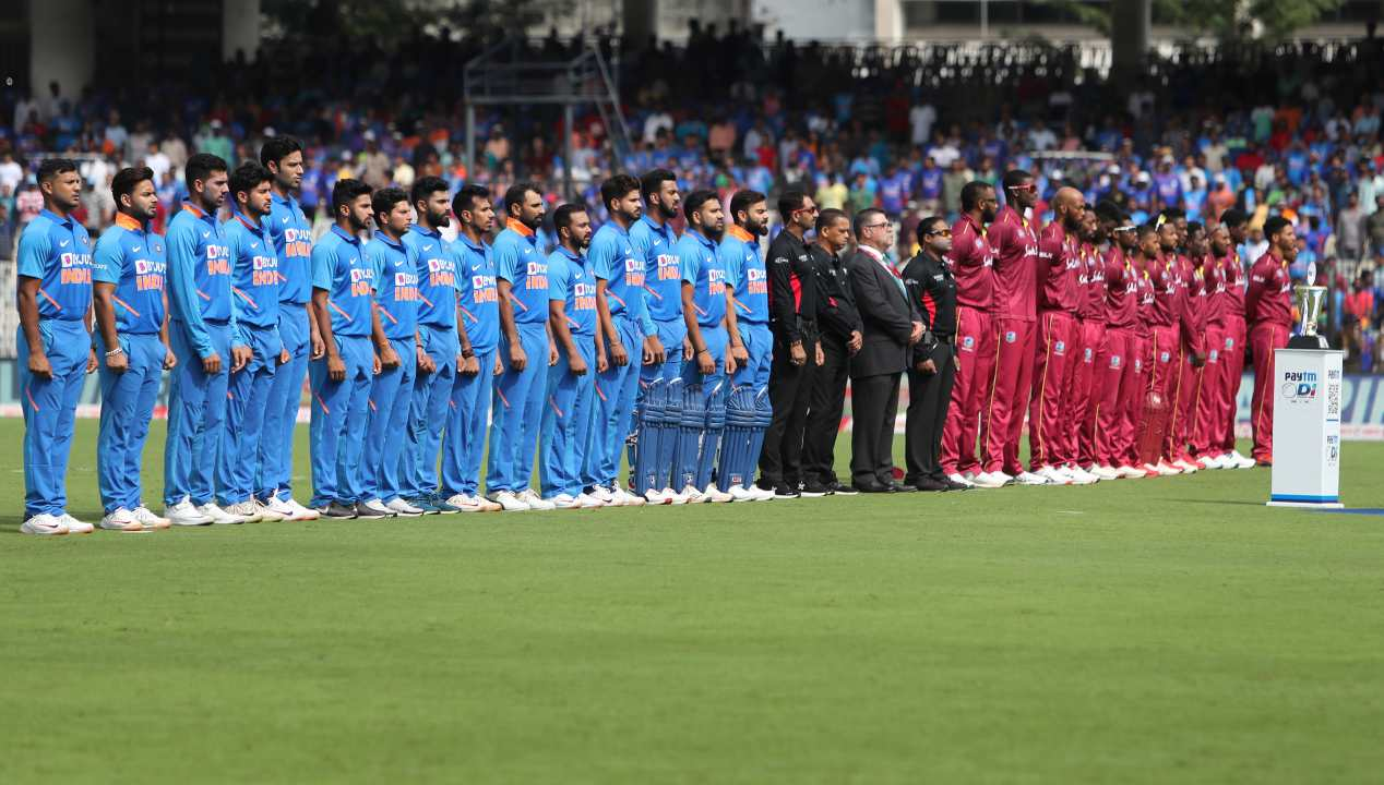 India vs West Indies, 1st ODI Highlights: Hetmyer, Hope tons sets 8-wicket win for Windies