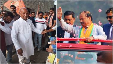 Jharkhand Assembly Election: CM Raghubar Das faces ex-Cabinet colleague Saryu Roy in Jamshedpur East