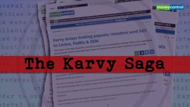How Karvy went from broking to broke
