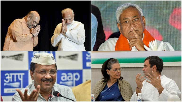Delhi Voting on February 8, counting on 11th February