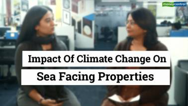 Impact of climate change on sea facing homes