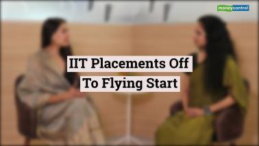 IIT placements off to flying start
