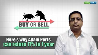 Here's why Adani Ports is a strong pick