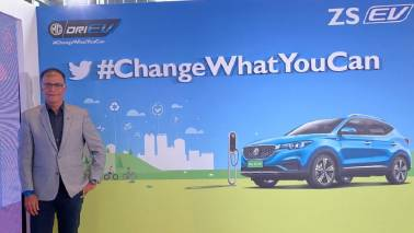 MG Motor India has ambitious EV plans, looks to bring cars with extended range
