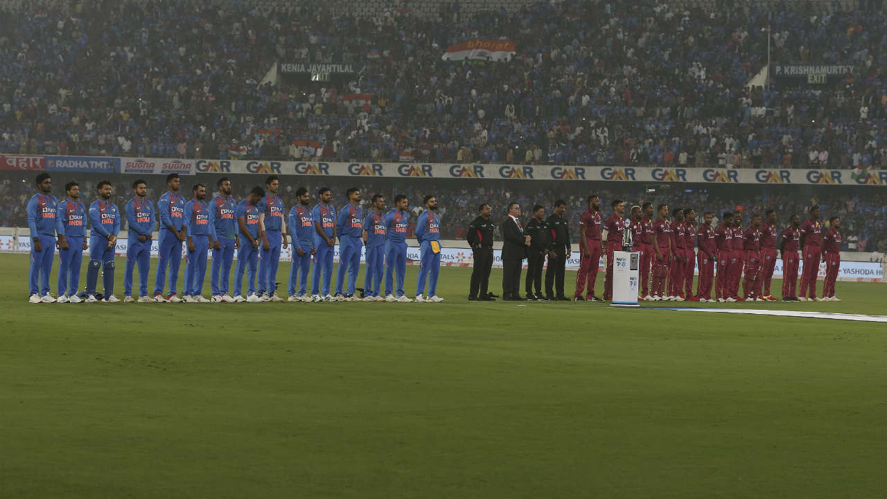 India vs West Indies 1st T20I: Kohli tears through Windies bowling attack as IND seal 1-0 series lead