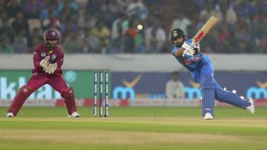 India vs West Indies 1st T20I: Kohli's sublime 94* helps IND seal highest successful run chase