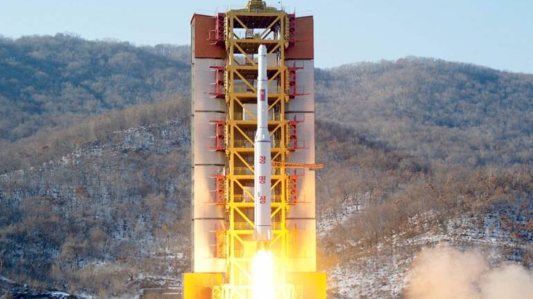 Image result for North Korea carries out