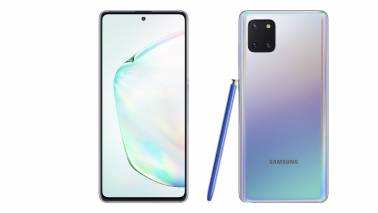 Samsung Galaxy Note 10 Lite India launch tomorrow: All you need to know