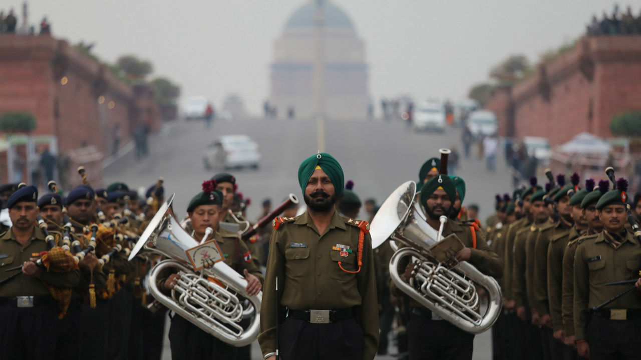 No. 2 | India| Total available active military manpower: 1,362,500 (Image: Reuters)