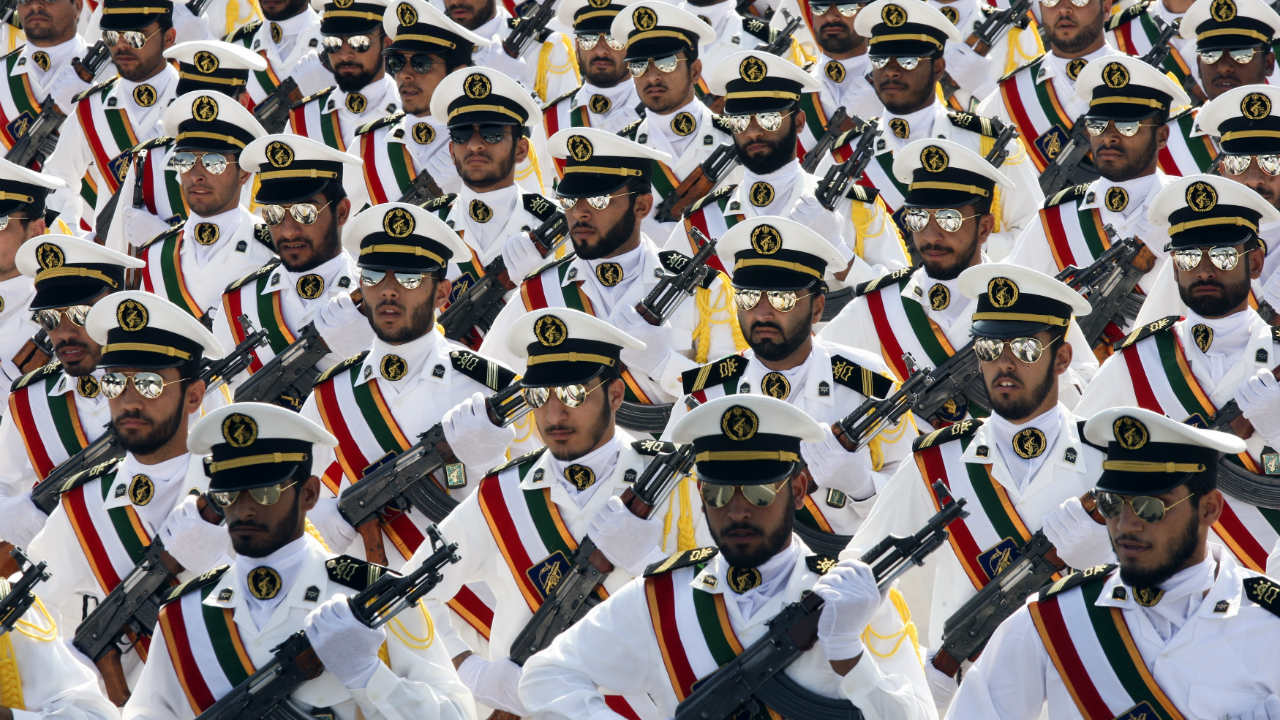 No. 8 | Iran| Total available active military manpower: 532,000 (Image: Reuters)