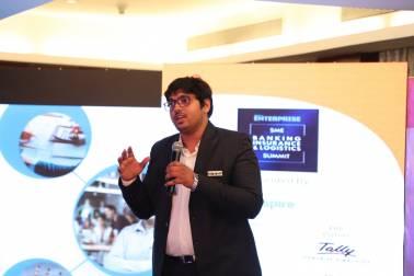 Keynote Speech - Bhaskar Priyadarshi, Growth Consultant at Cogoport