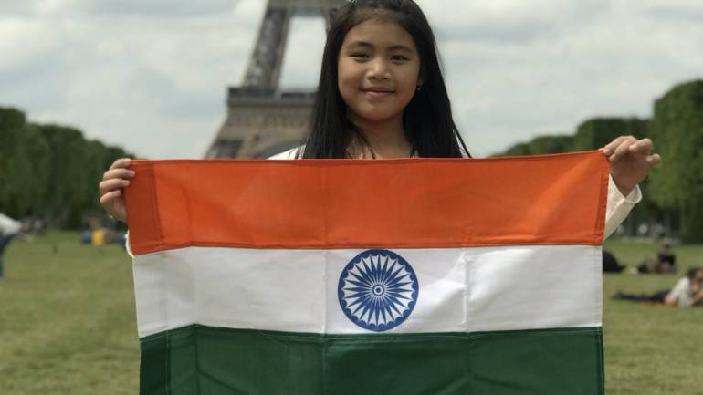 If you are calling me 'Greta of India', you are not covering my story, says 8-year-old climate activist Licypriya Kangujam