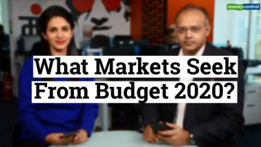 Market has high expectations from Budget