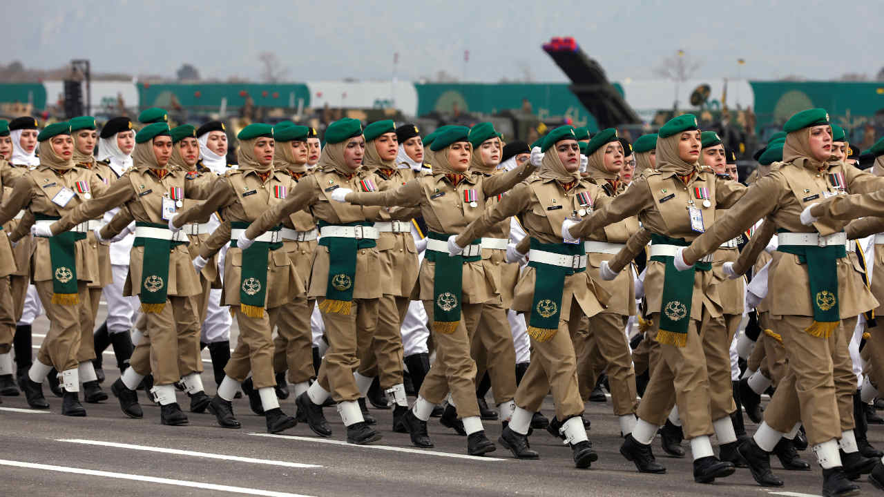 No. 7 | Pakistan| Total available active military manpower: 654,000 (Image: Reuters)