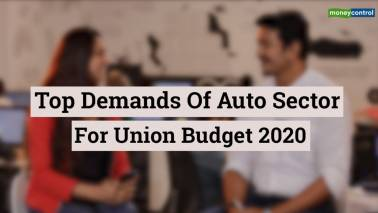 Budget 2020: Here's what auto sector expects