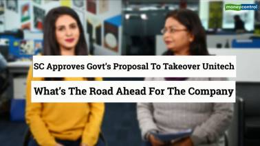 Road ahead for Unitech as govt takes over