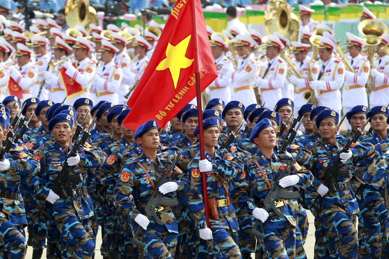 No. 9 | Vietnam| Total available active military manpower: 482,000 (Image: Reuters)