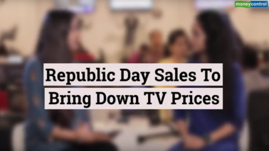 Republic Day sales to bring down TV prices