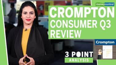 Crompton Greaves Consumer Q3 review