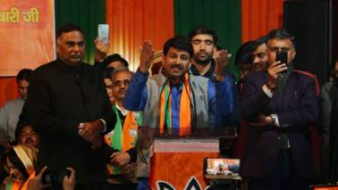 Know Your Leader   Delhi Election: Manoj Tiwari — the singer-actor-turned-politician leading BJP's charge