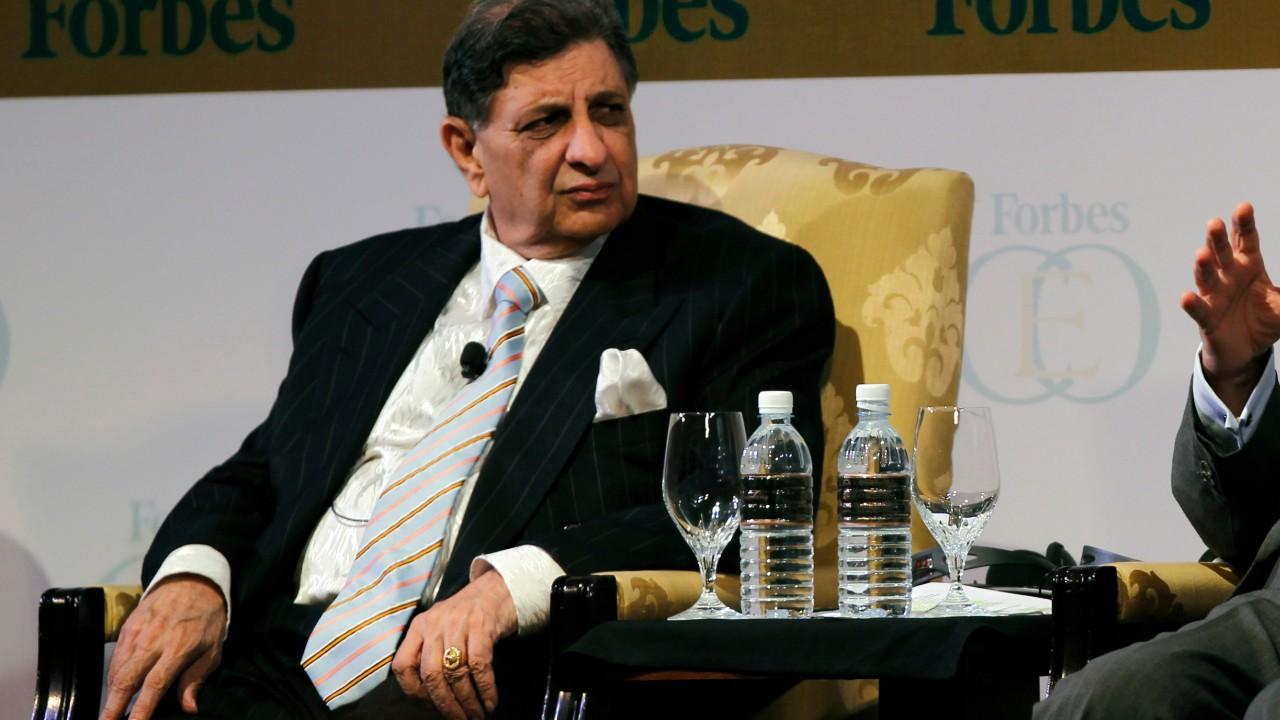 No 8| Cyrus Poonawalla| Net worth: $9.8 billion (Image: Reuters)