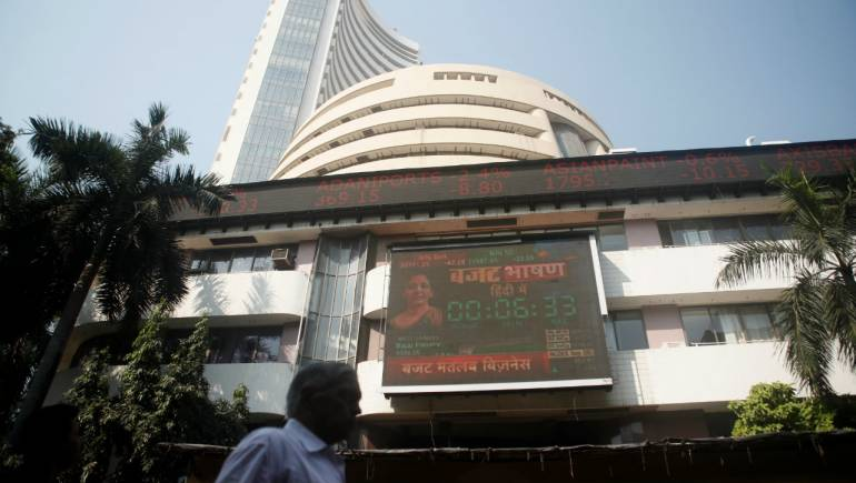 Market Live: Indices erase gains, Nifty holds 12,100; PSU banks in focus - Moneycontrol.com thumbnail