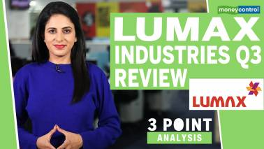 3-Point Analysis | Lumax Industries Q3 review