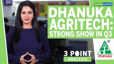3-Point Analysis | Dhanuka Agritech Q3 review