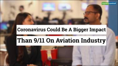 COVID-19 impact on airlines bigger than 9/11