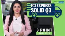 3-Point Analysis | TCI Express revenue up 2% in Q3